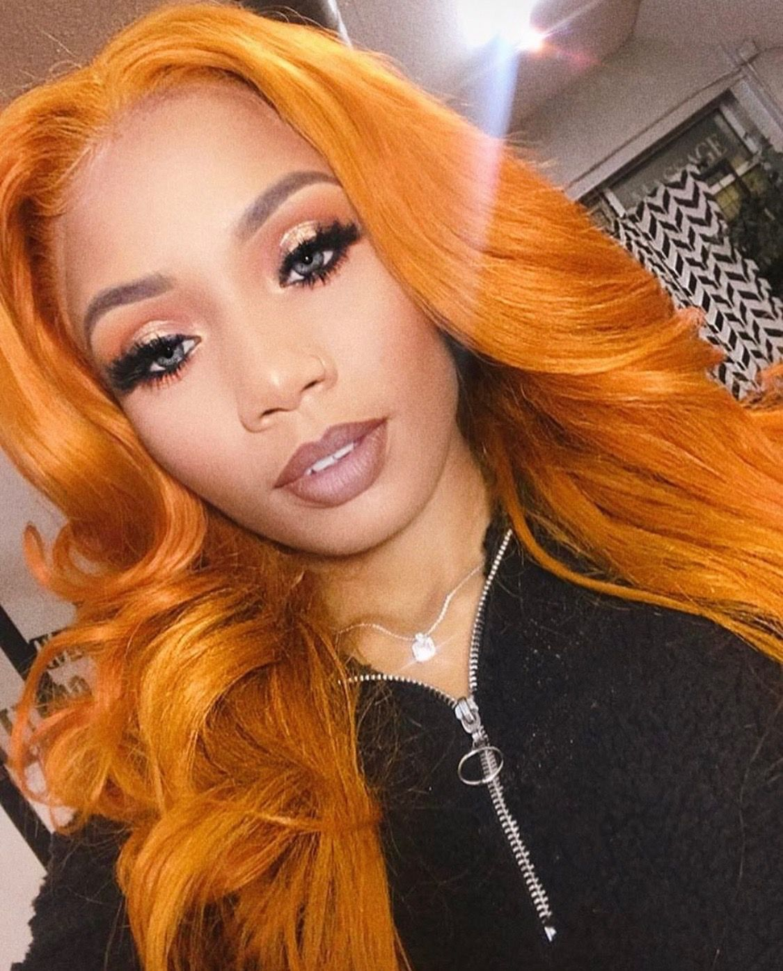 Pin by MissE.V.A on HairSlayyed Fall makeup, Fall hair