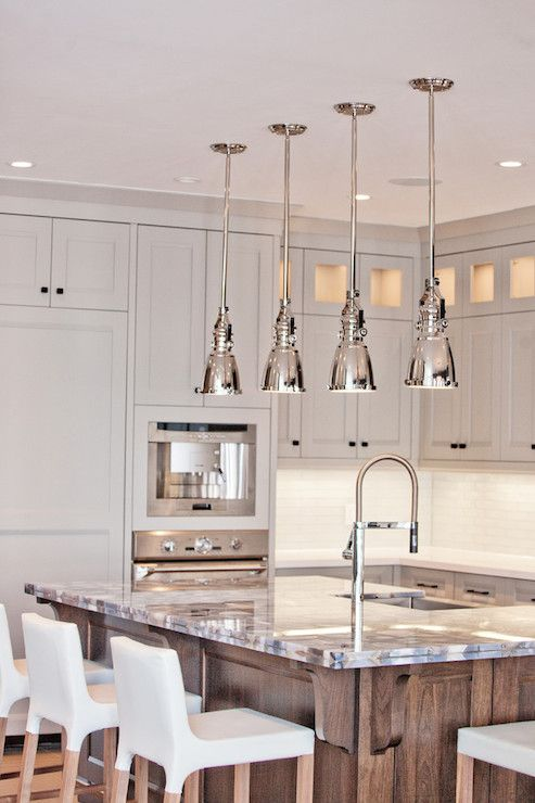 Best Gray Walnut Kitchen Design Details Grey Agate Island 400 x 300