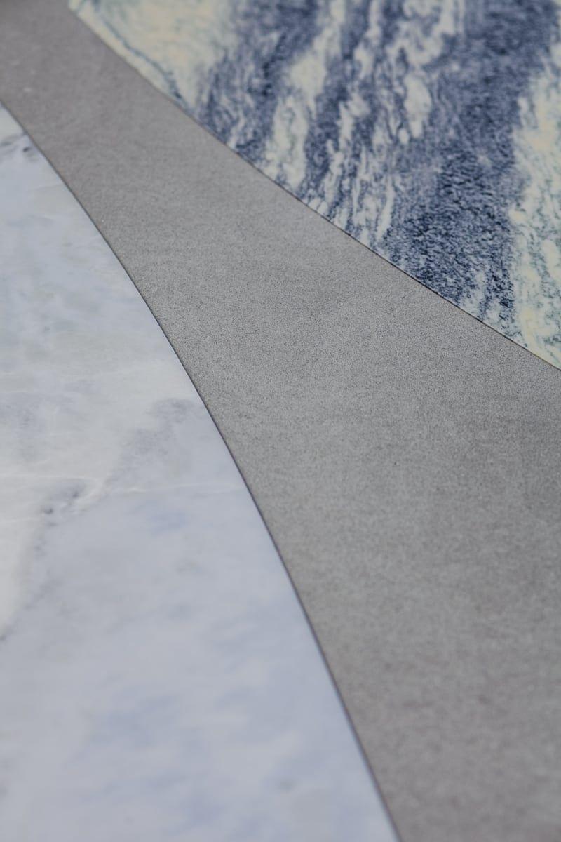 andrea tognon architecture jil sander store surface materials