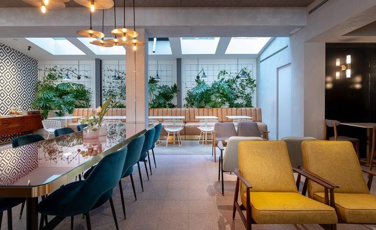 The Box Riccione Italy Concept Home Hotel Furniture