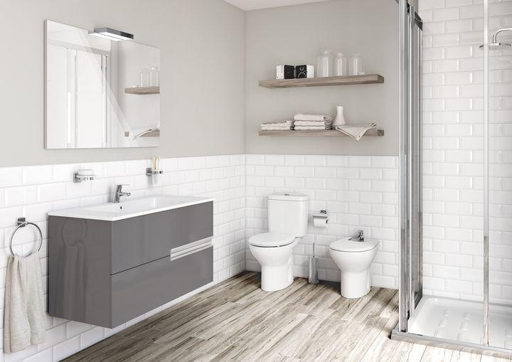 Roca bathrooms | Roca Baños en 2019 | Muebles de baño roca, Baños y ...