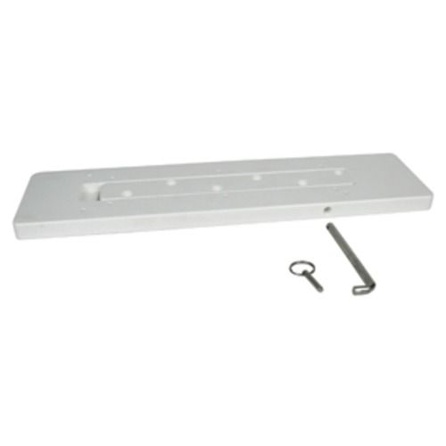 MotorGuide Great White Removable Mounting Plate