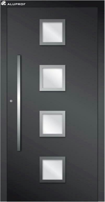 Unsere Aluminium Haustüren Bieten Modernes Design Und Beste