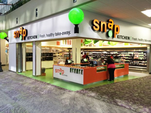 Snap Kitchen Opens in The Shops at Houston Center | MAC ...