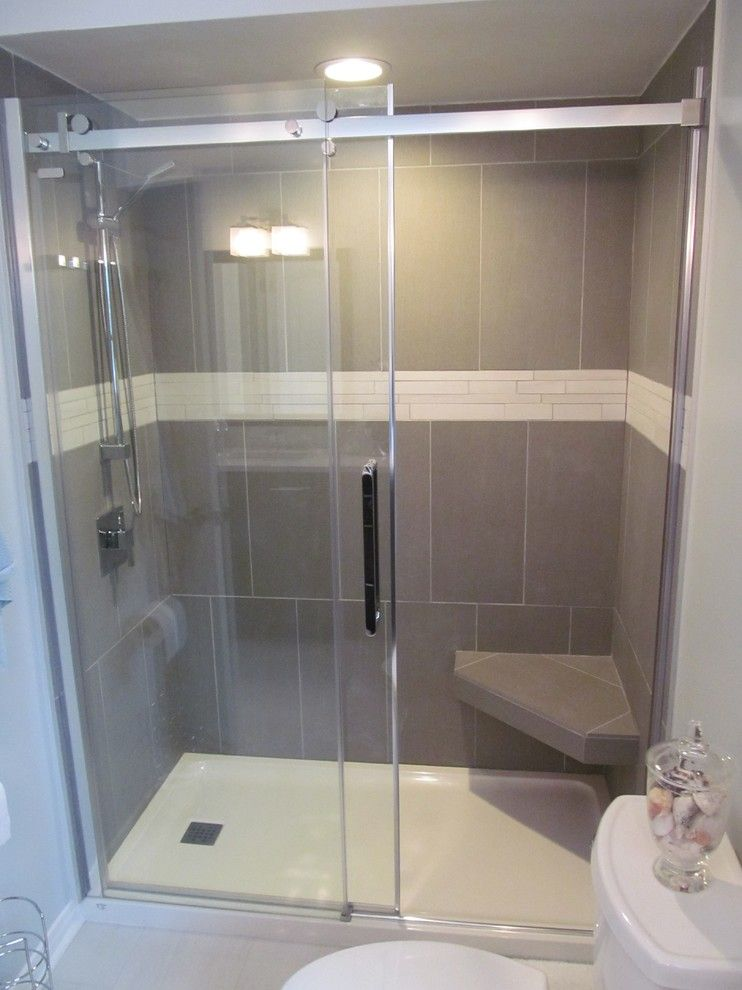 Tub To Shower Conversion Google Search Bathroom Remodel Shower