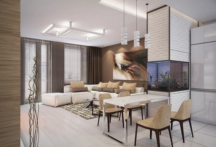 Resultado de imagen para iluminación comedor | Apartamento ...