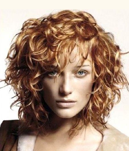 Tendenze tagli capelli ricci