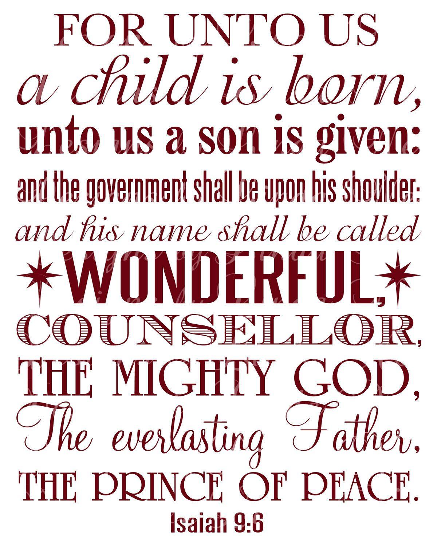 Printable CHRISTian Christmas Chalkboard