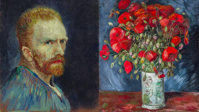 Doch Ein Van Gogh Mit Bildern Bekannte Gemalde Van Gogh Van Gogh Museum
