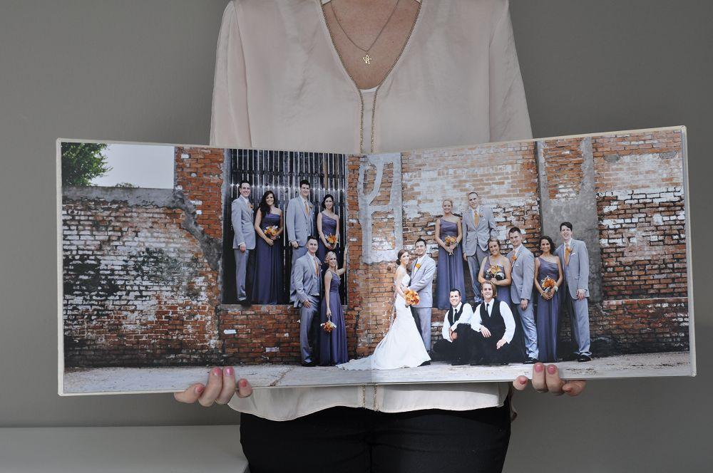 Hochzeitsalbum vom Feinsten  Fotoalbum einfach gestalten