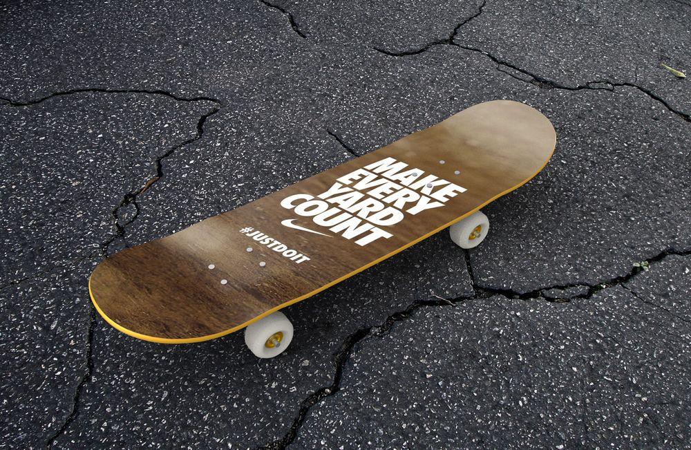 25 Cool Skateboard Mockup Designs Ready For Photoshop Decolore Net Skateboard Mockup Design Skateboard Design