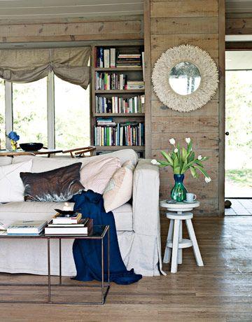 A Modern Scandinavian Beach House Home House Design Decor