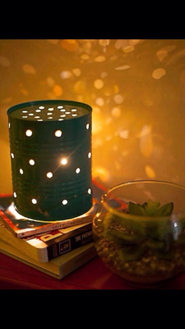How To Make Firefly Lamp With Images