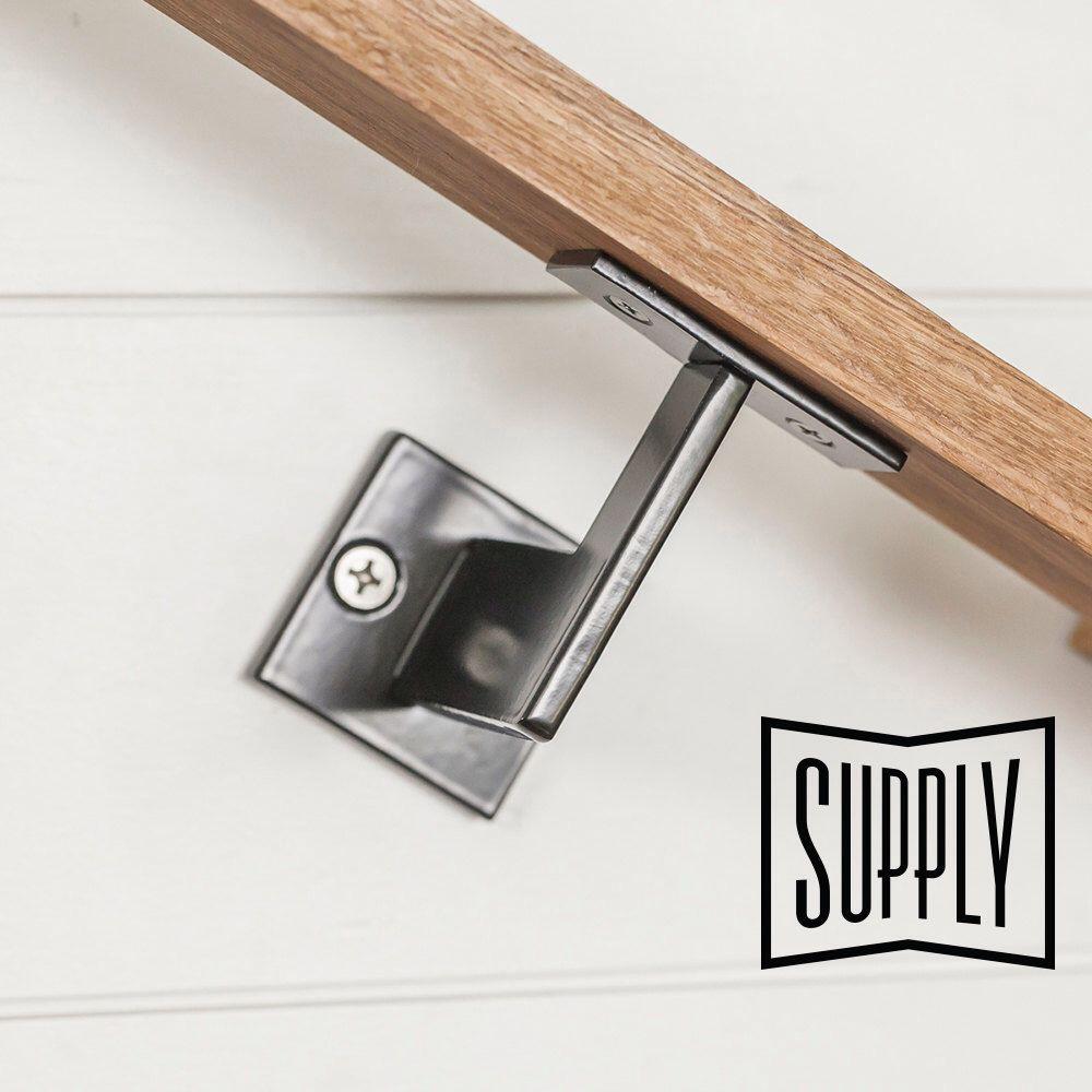 Best Linear Handrail Bracket 1 4 Steel Plate Bracket Wall 400 x 300