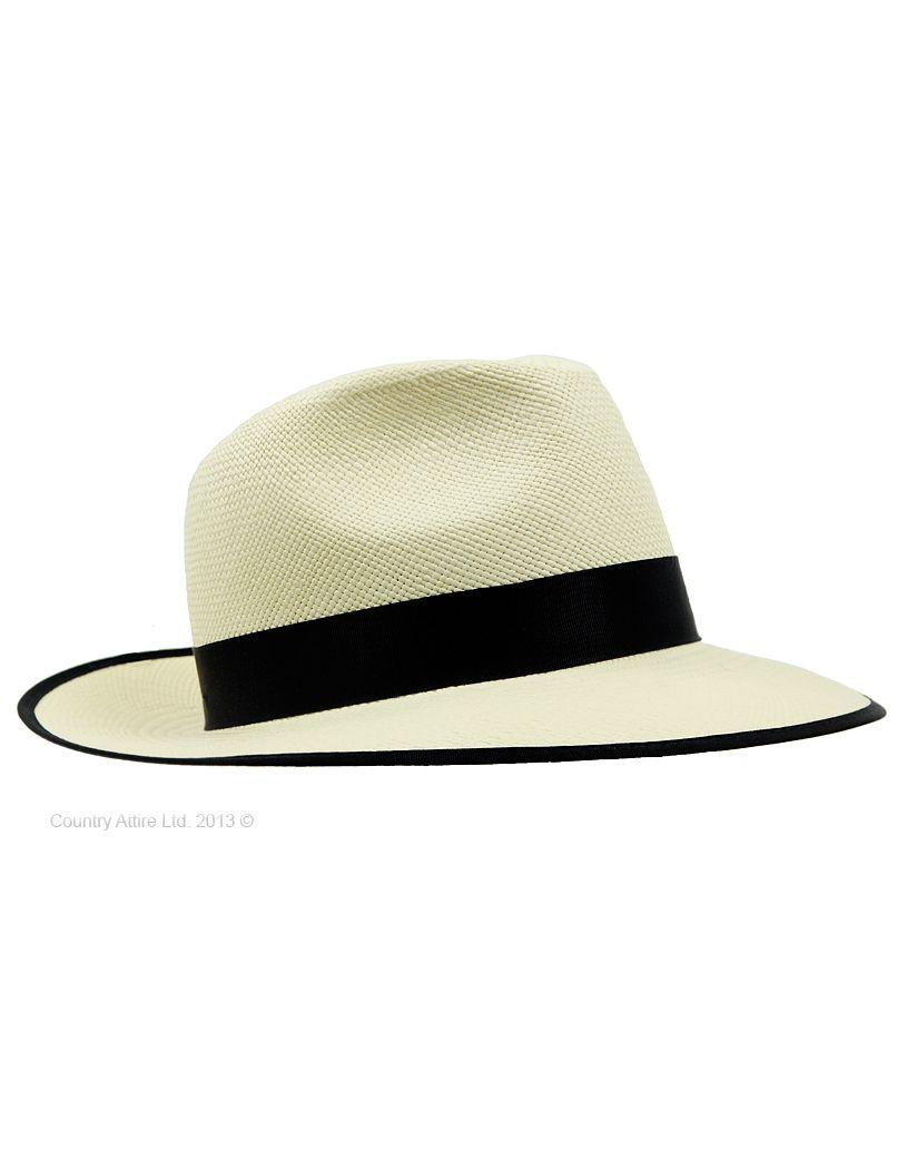Christys  Drop Brim Panama Hat  defc013f526