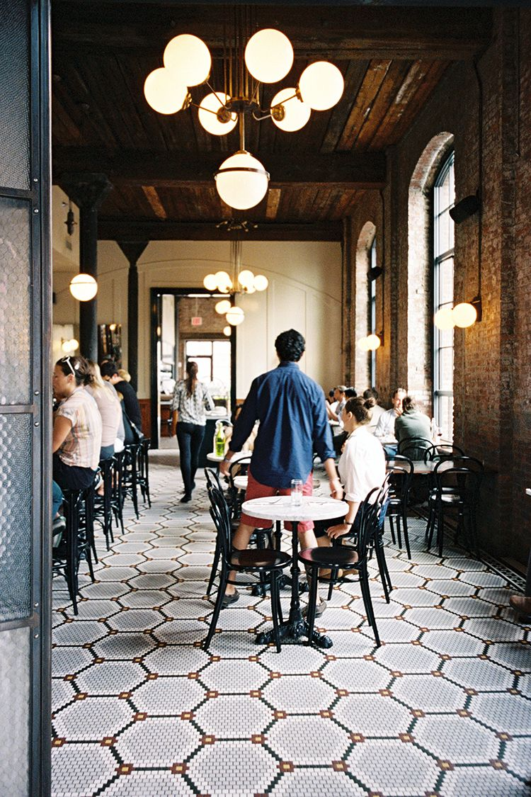 reynards at the wythe hotel, brooklyn, ny | stores & spaces