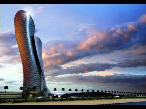 Obras Incríveis: A Torre Inclinada de Abu Dhabi [Dublado] Documentário N...