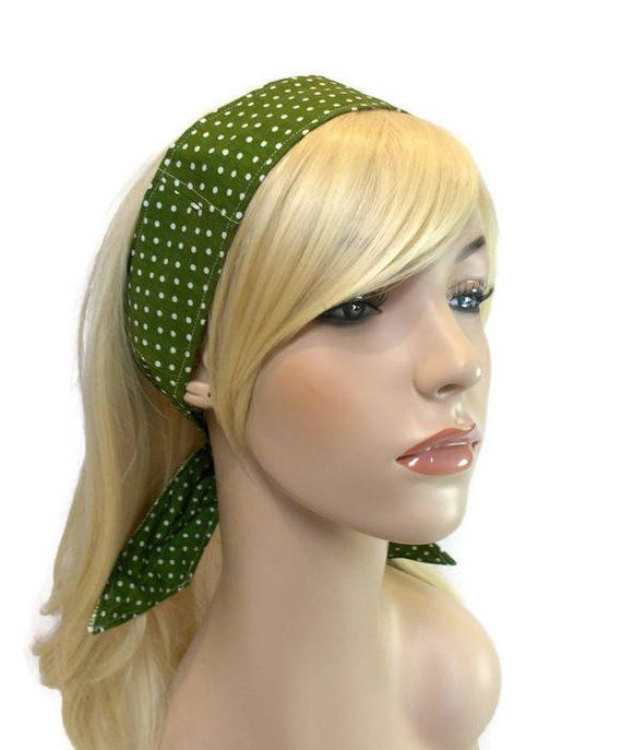 Green Headband 941a87c8378