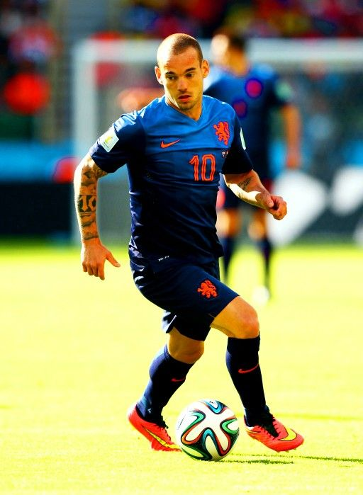 Wesley Sneijder (Holland) | Best football players