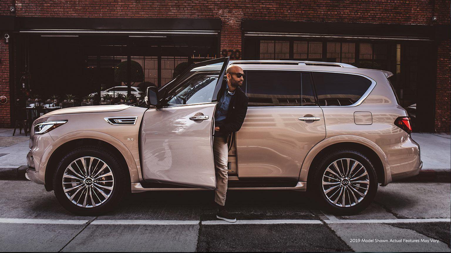 2020 Infiniti Qx80 Luxury Suv Features Infiniti Usa In 2020 Luxury Suv Suv Infiniti Usa