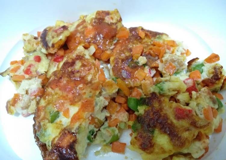 Ide Resep Omelet Sayuran Sayuran