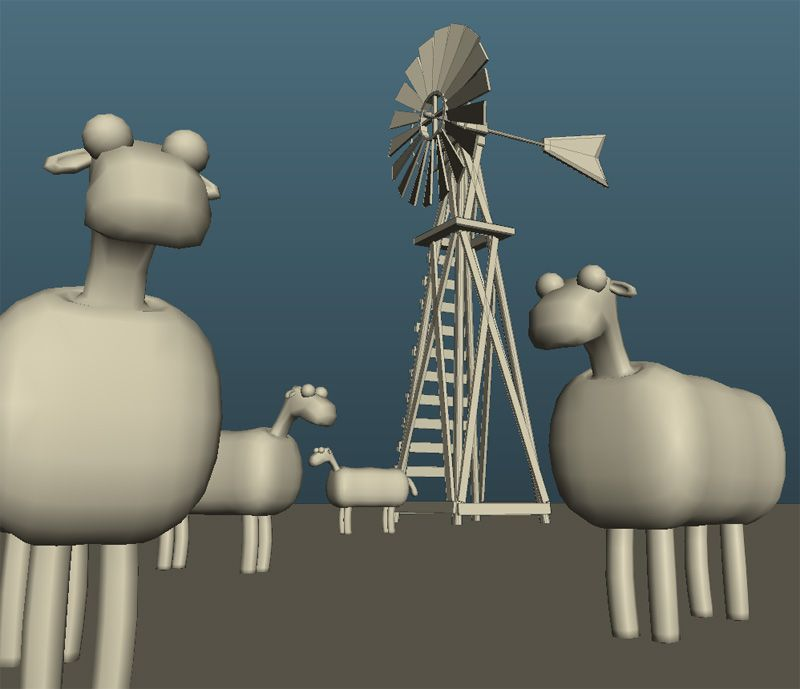 how to make model sheep - Google Search