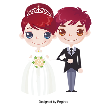 Creative Cartoon Wedding Couple Marriage Bride Clipart Cartoon Couple Cartoon Creative Png Transparent Clipart Image And Psd File For Free Download Couple Cartoon Cartoon Wedding Anniversary Greeting Cards