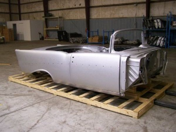 1957 Chevy Two Door Convertible Body