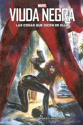 """El Callejón de las Historias: Llega la hora de conocer a la """"Viuda Negra: las co..."""