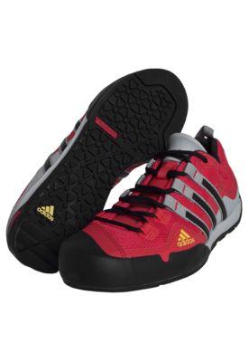bf4da0f6c0b Tênis adidas Terrex Swift Solo Vermelho - Compre Agora