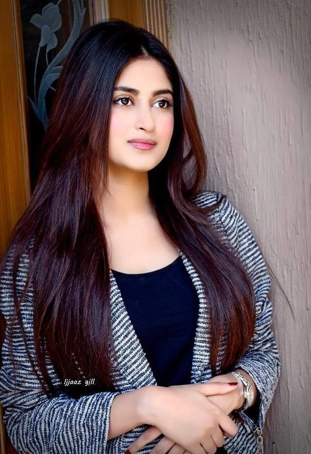 Sajal Ali Is One Of Those Few Fashion Models And Actresses -2925
