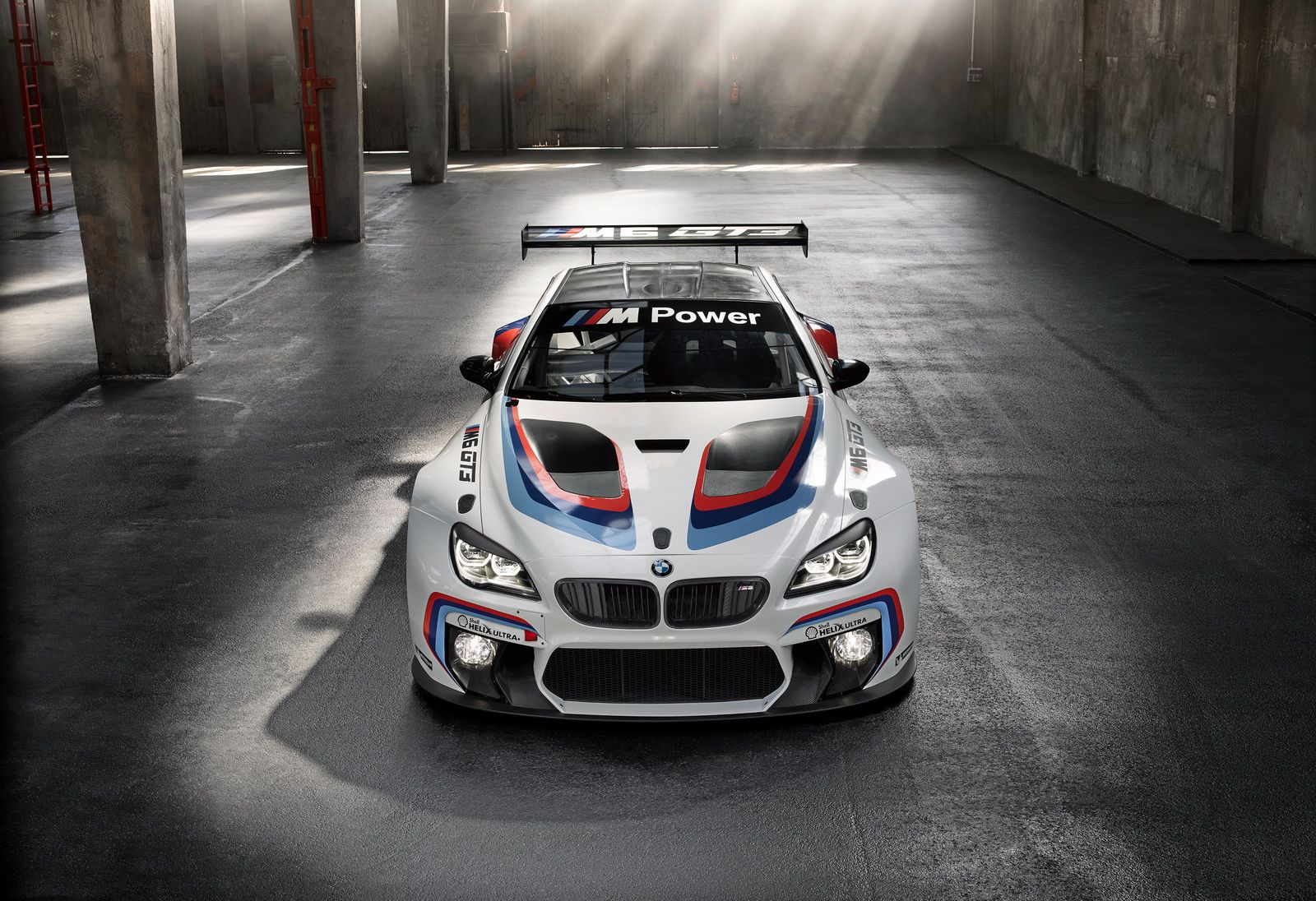 Bmw M6 Gt3 Finally Shows Its Racing Colors Barvy A Historie