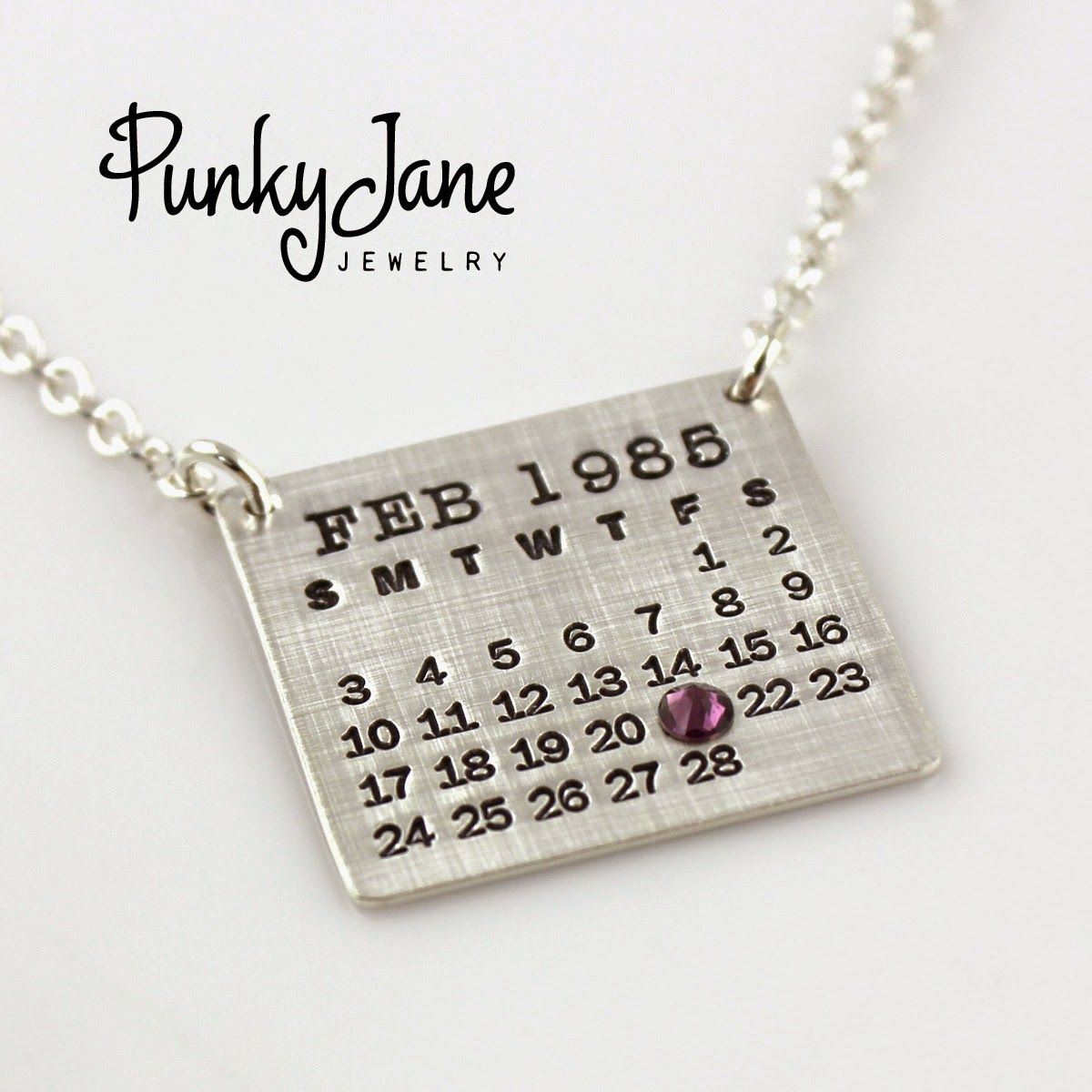 Punky Jane Jewelry mothers day necklace