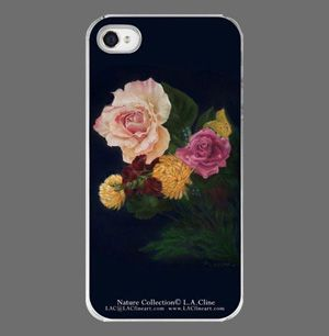 Flowers in Paradise iPhone Cover