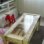 Table basse Instructions de montage Do-it-yourself