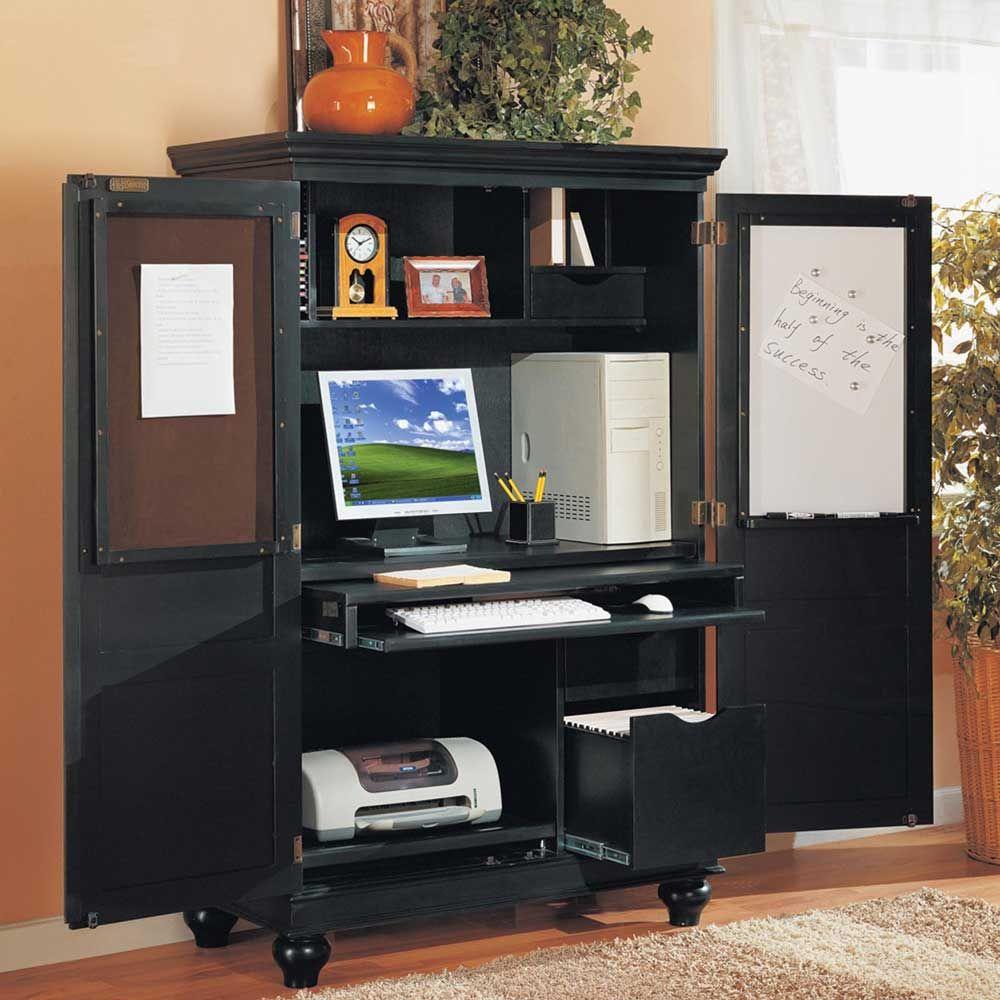 armoire most desk genius computer office brilliant writing best corner