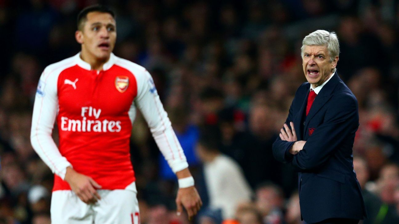 Arsenal must make a statement and hold Alexis Sanchez to his contract