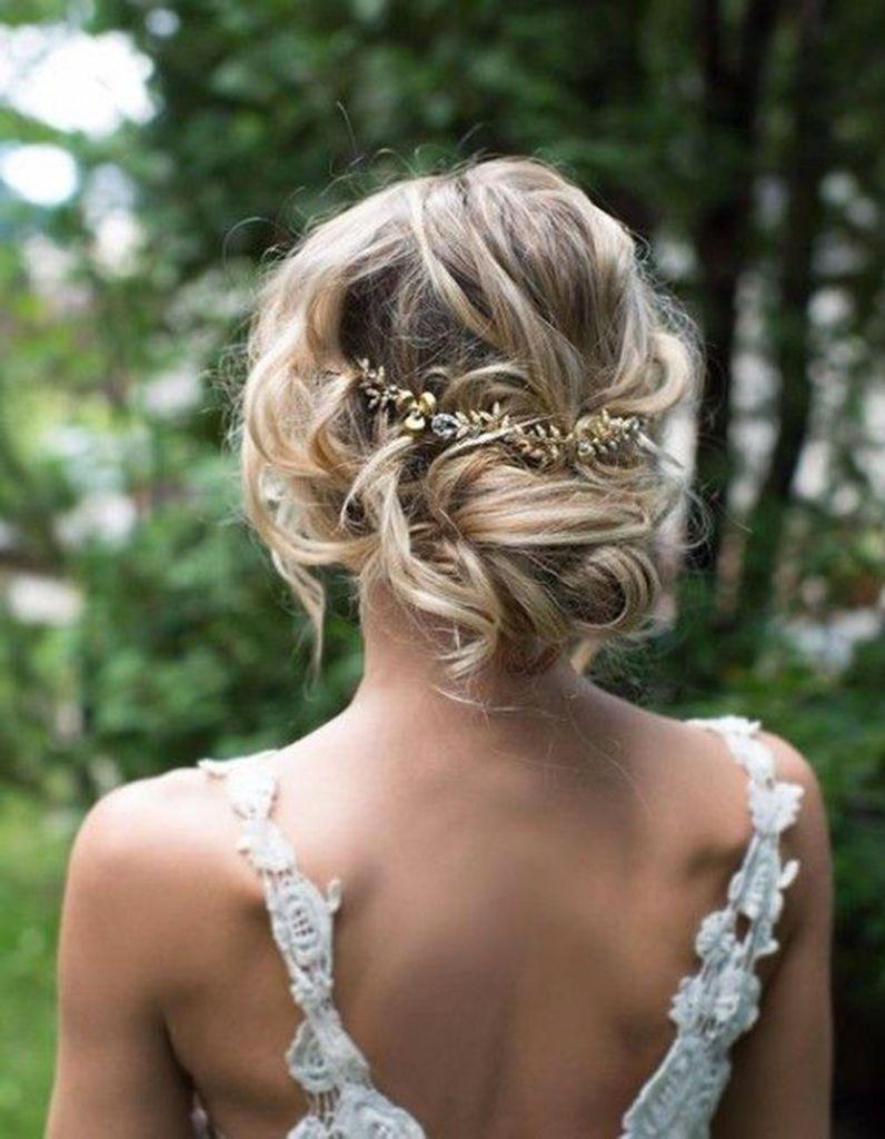Coiffure demoiselle d'honneur cheveux fins 15 coiffures