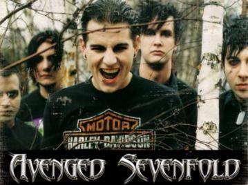Avenged Sevenfold! <3