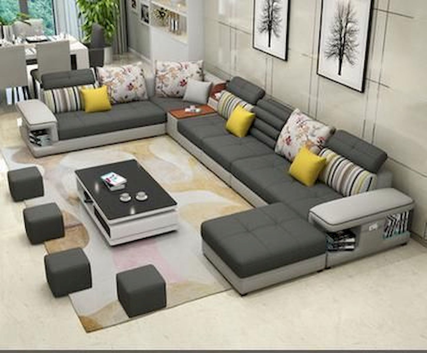 Pin By Structural Engineer On Hall Living Room Sofa Design