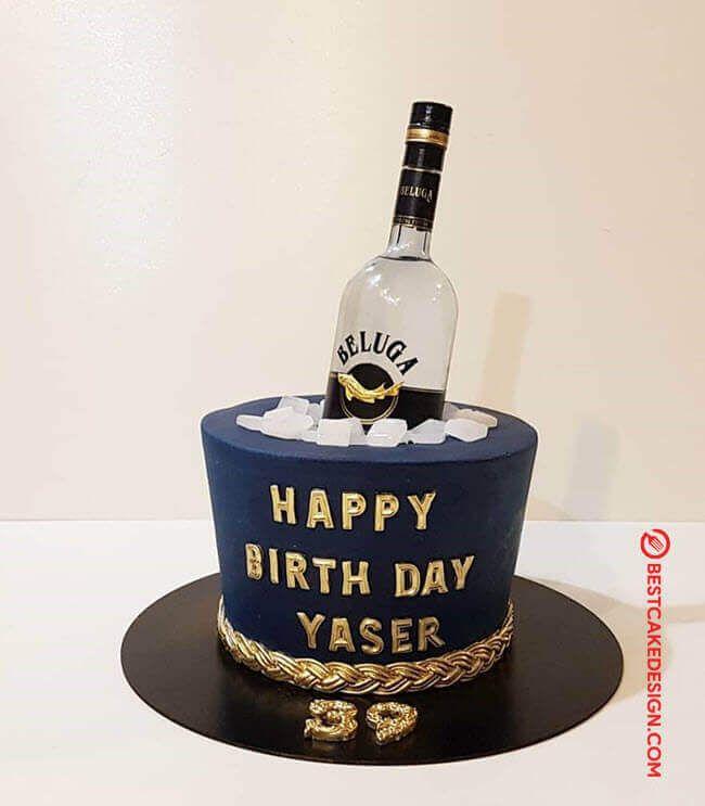 50 Vodka Cake Design Cake Idea February 2020 Liquor Bottle Cake Bottle Cake Liquor Cake