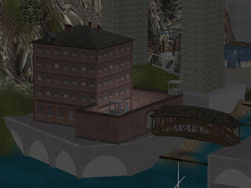 Kleinstadt Gefängnis. Bis #EEP6 http://bit.ly/Kleinstadt-Gefängnis