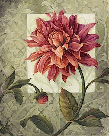 Papel para decoupage, Flores, Arte Francesa - Eliane Artes 2 - Веб-альбомы Picasa