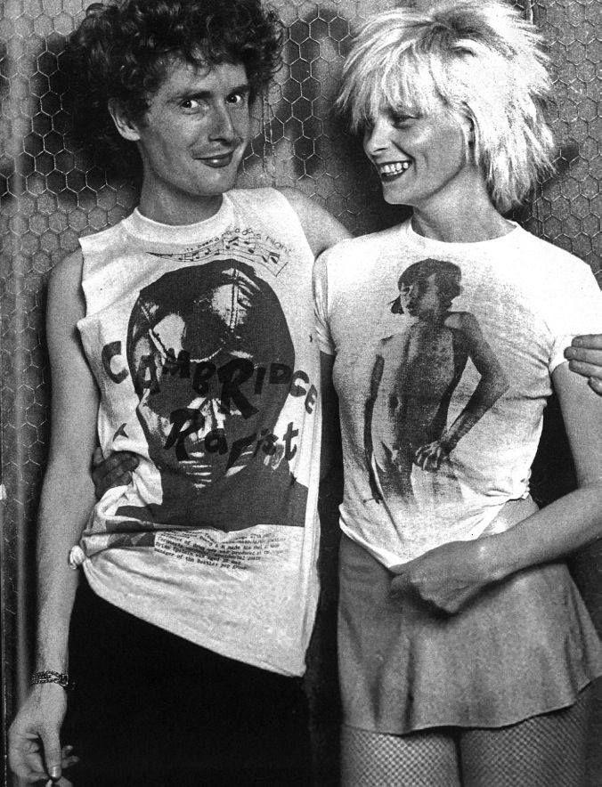 #MalcolmMcLaren & #VivienneWestwood