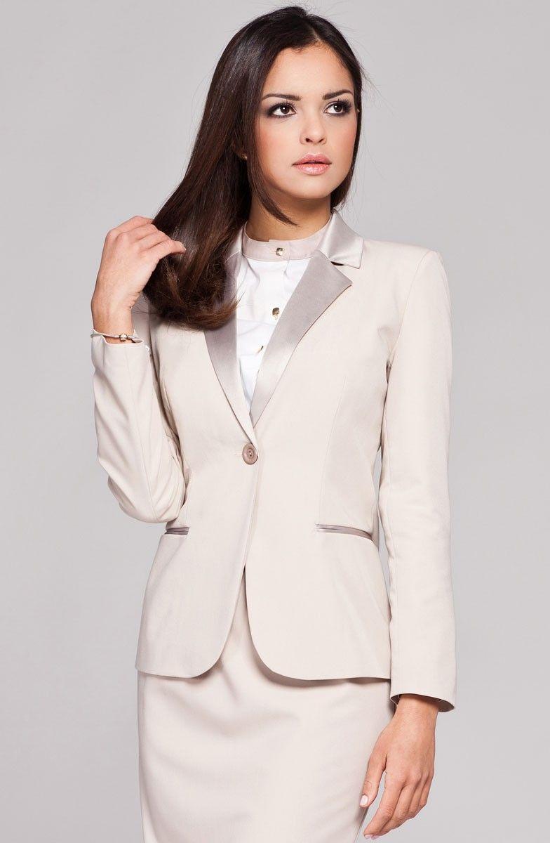 Photo veste pour femme