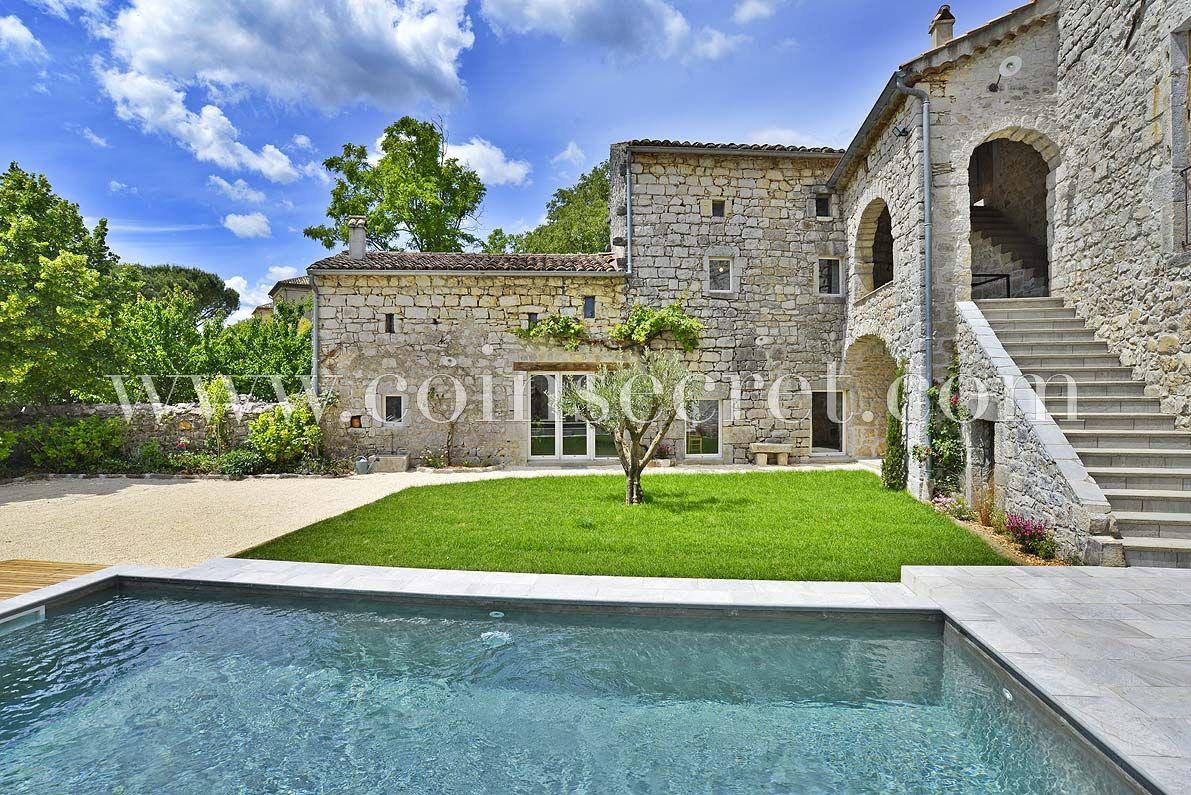 Maison de vacances avec piscine en ard che ce beau mas - Village vacances gers avec piscine ...
