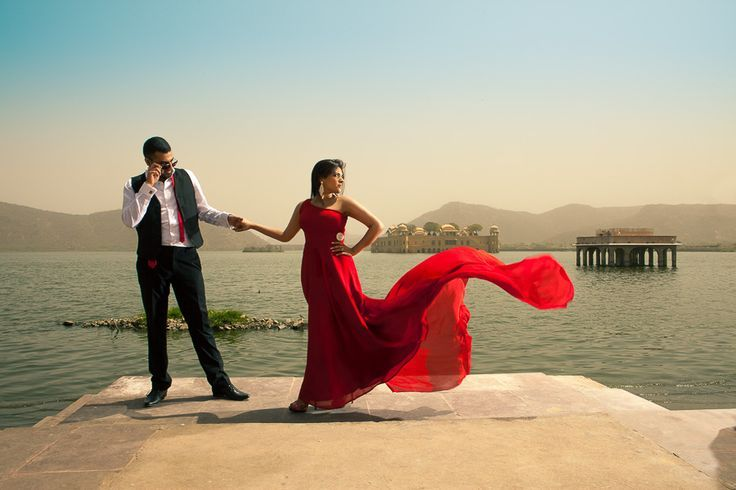 Image Result For Pre Wedding Session Red Dress