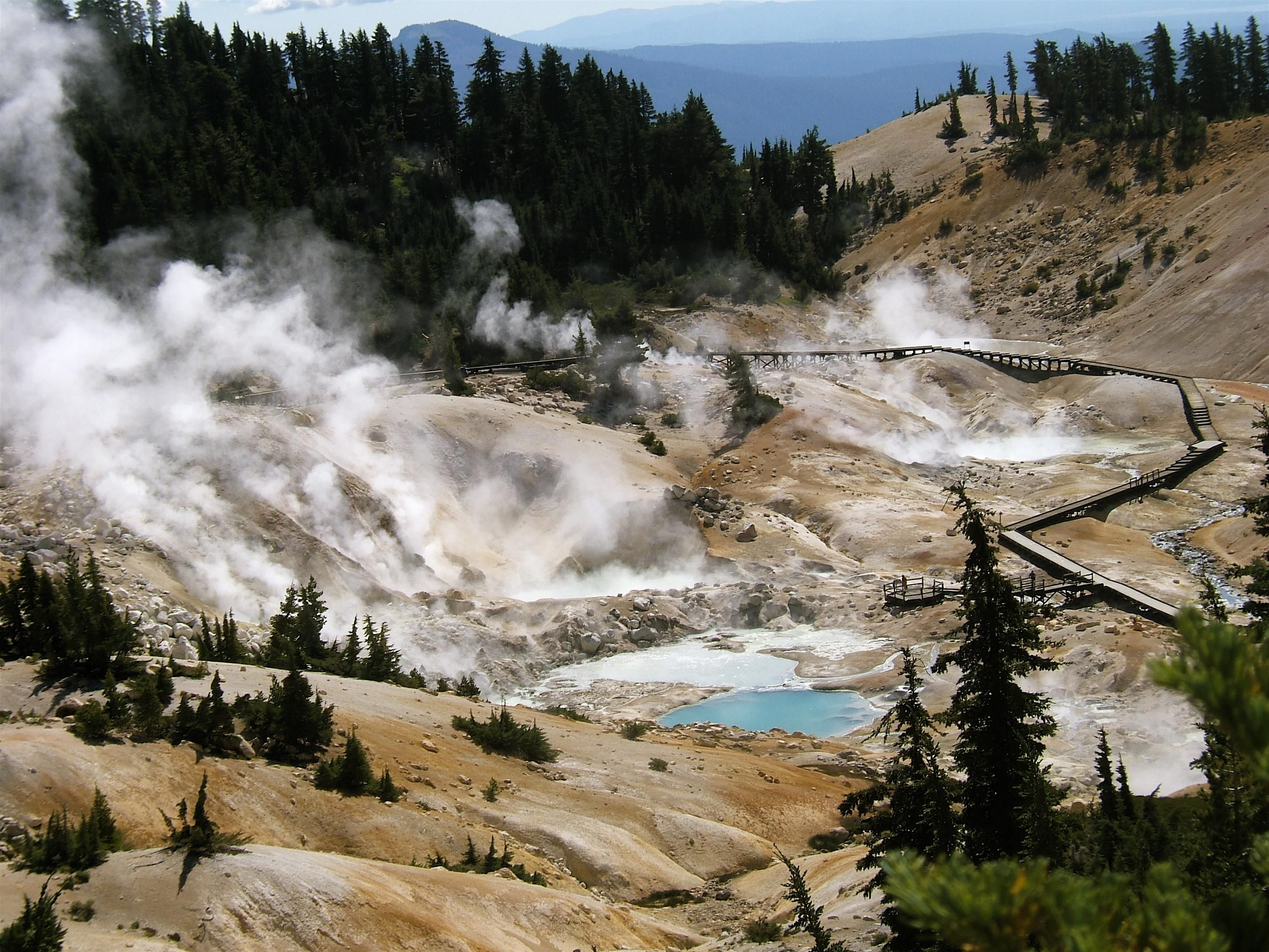 Coming Up: Lassen Volcanic National Park | Park, Volcano and Hiking