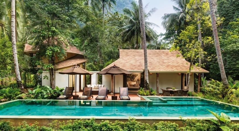 Luxurious Beachfront Accommodation Along Krabi S Andaman Coast Is Provided At The Rayavadee Just Next To Marine National Park