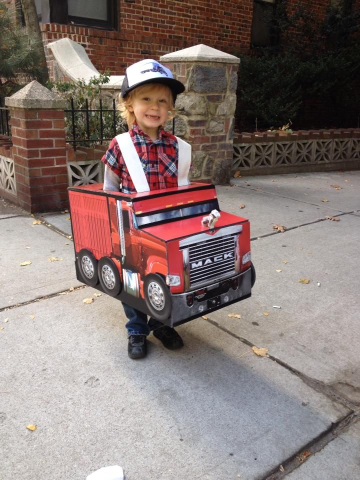 Diy toddler trucker halloween costume creative do it yourself diy toddler trucker halloween costume creative do it yourself child or toddler not solutioingenieria Gallery